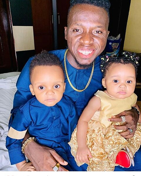 checkout Akpororo Twins are there not lovely