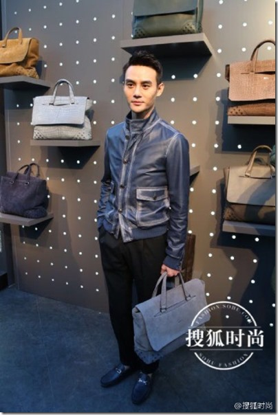2016.01.17 Wang Kai X Milan Fashion Week AF16 X TODs 王凱 2016秋冬男裝週 06
