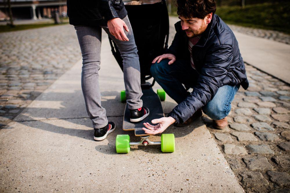 *滑板嬰兒推車:Quinny與Longboard Stroller夢幻戶外組合! 4
