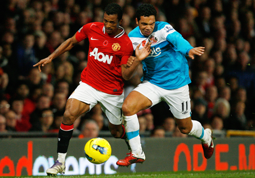 Nani, Manchester United - Sunderland