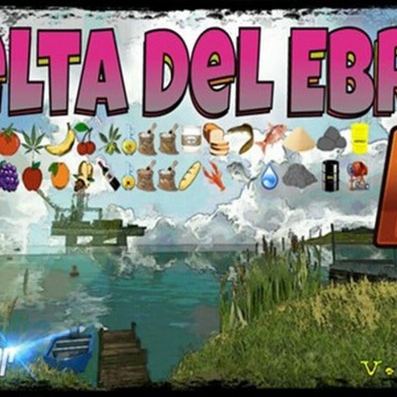 Farming simulator 2015 - Delta Del Ebro 15 v 1.0 Beta