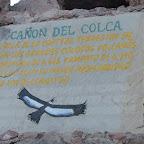 Colca Canyon - Cruz del Condor