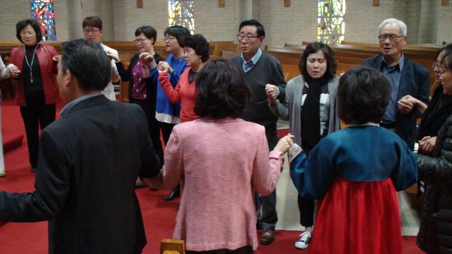 북가주 성령대회-정광해 시몬 신부 - 배경석 요셉 신부 -샌프란시스코 성당 설립 50주년 기념