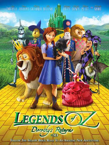 Huyền Thoại Xứ Oz: Dorothy Trở Lại - Legends Of Oz:...
