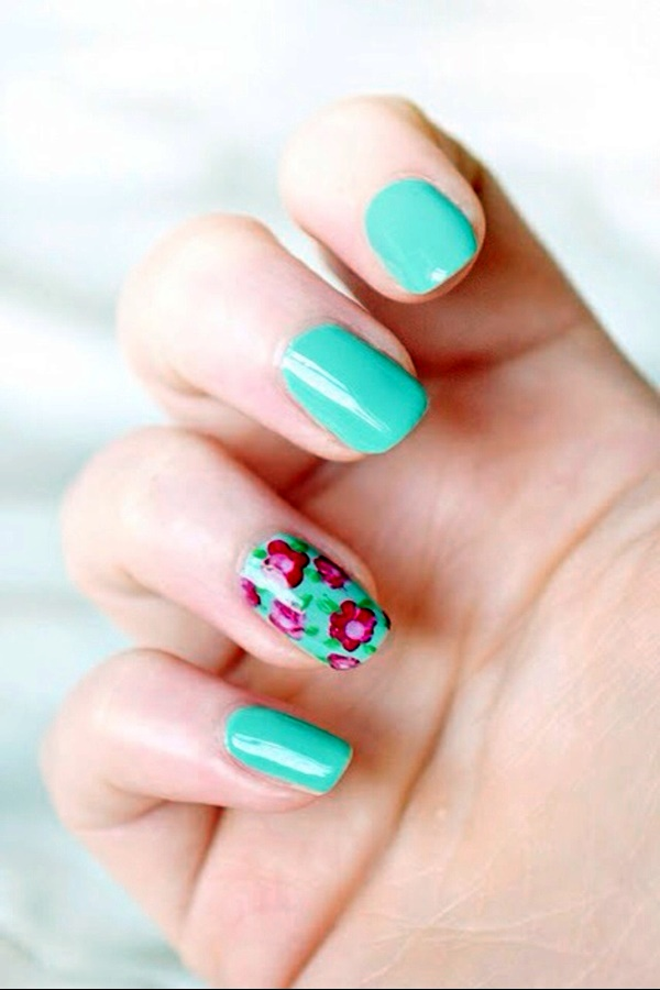 Pretty Spring Nails Designs 2017 Trends