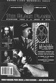Cover of Various Authors's Book The Black Flame (Vol 6, No 3 and 4)