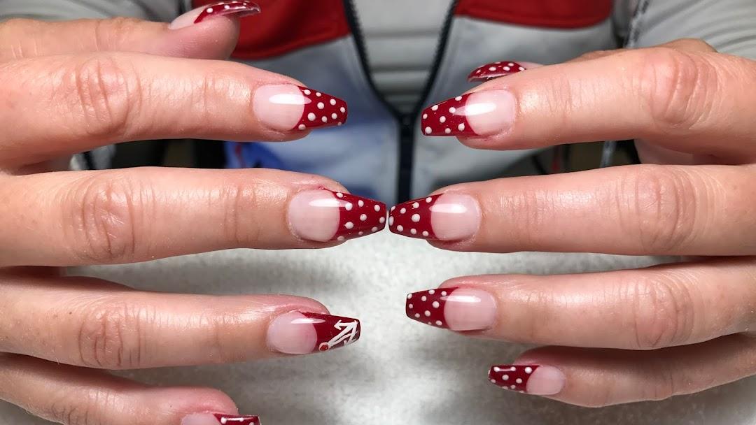 rosa nail västerås