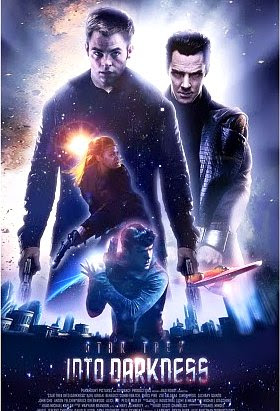 Filme Poster Além da Escuridão - Star Trek HDRip XviD & RMVB Legendado