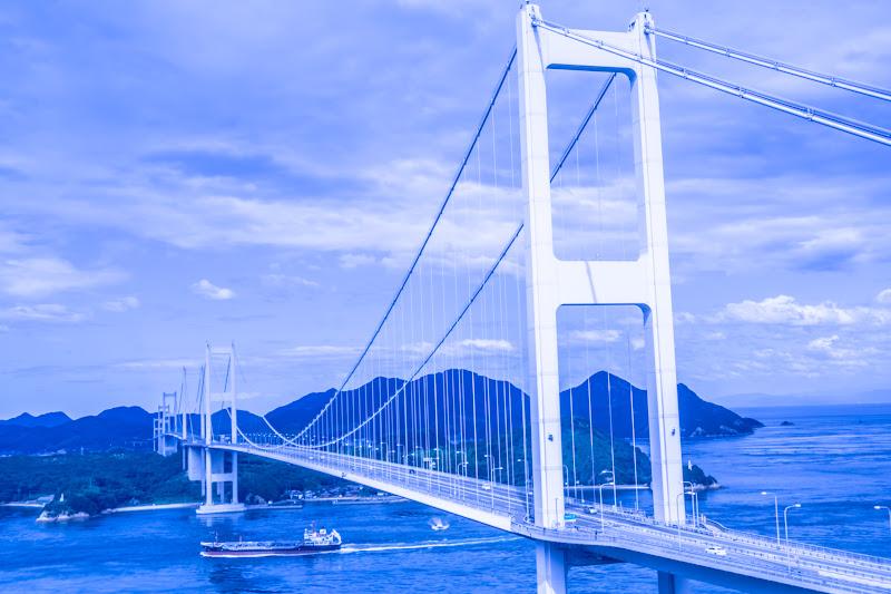 来島海峡大橋 糸山公園展望台 6