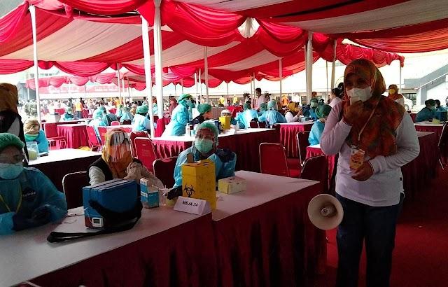 Jadwal Vaksinasi Massal Wilayah 3 Kota Bekasi dimajukan