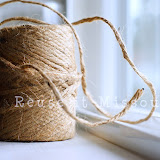 Garden twine makes great gift wrap ribbon, too!