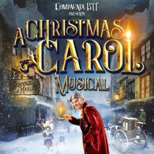"""""""A CHRISTMAS CAROL MUSICAL"""" regia di Melina Pellicano"""