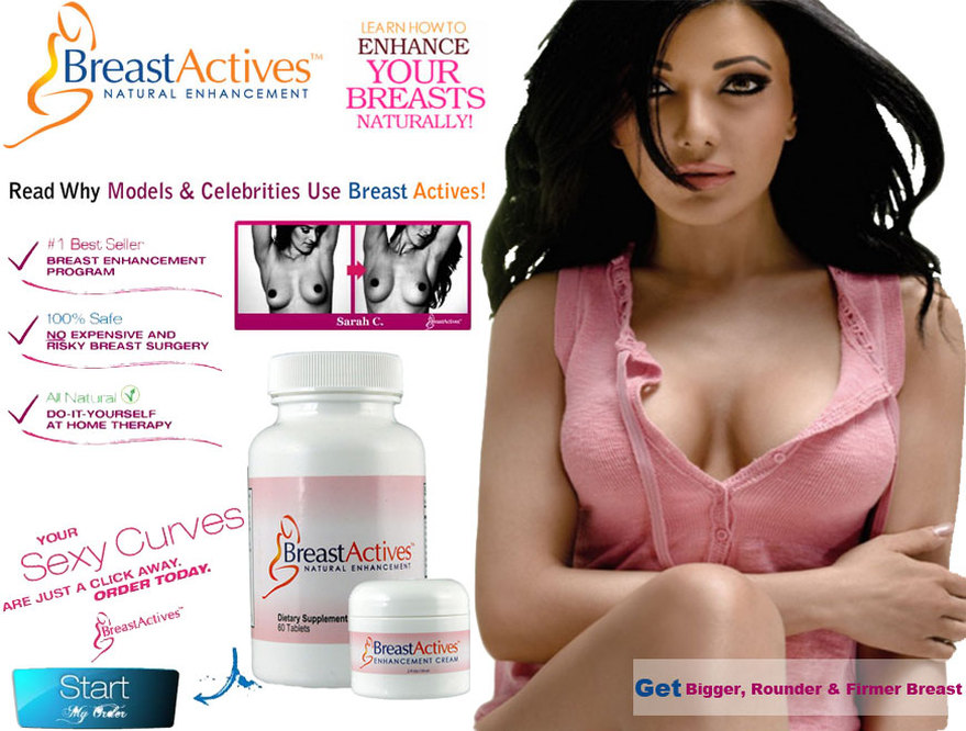 Need Larger Breasts Check Out Breast Actives Pro Reviews