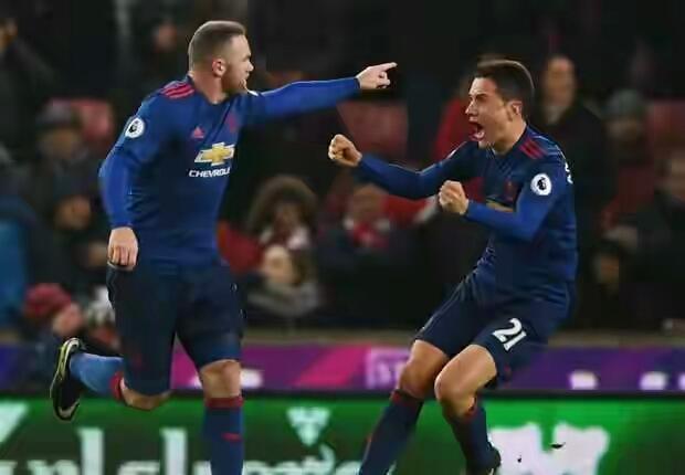 Stoke City vs Manchester United Match Highlight