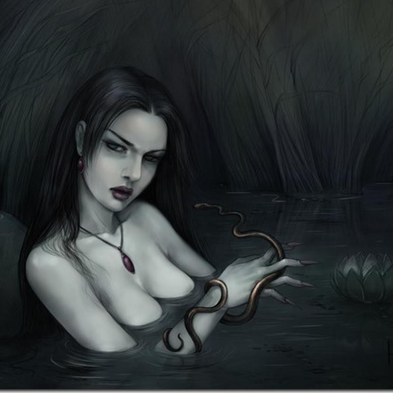 Imágenes de Súcubos, demonio de forma femenina