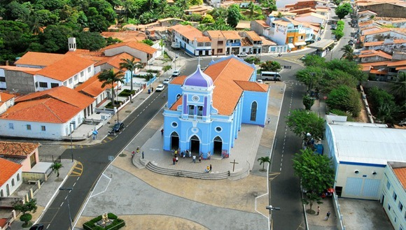 Igreja de São José de Ribamar - Maranhao, foto: idifusora.com.br