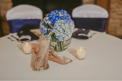 galveston wedding decor