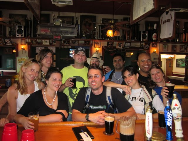 CaltrainSVH3 pub crawl