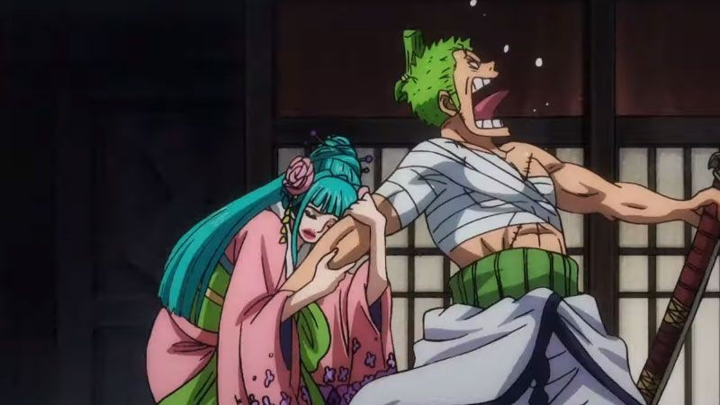 One Piece Episode 935 Bhs Indonesia