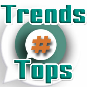 Trends Tops - Agregador de conteudos