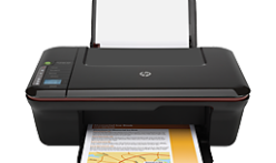 Down HP Deskjet 3054 printing device installer