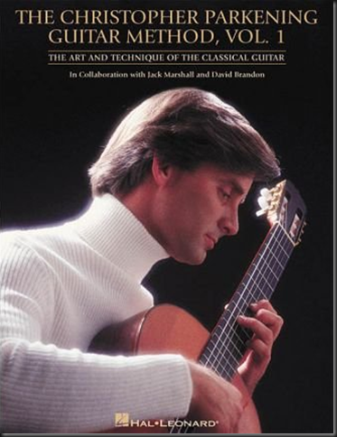 The Christopher Parkening Guitar Method