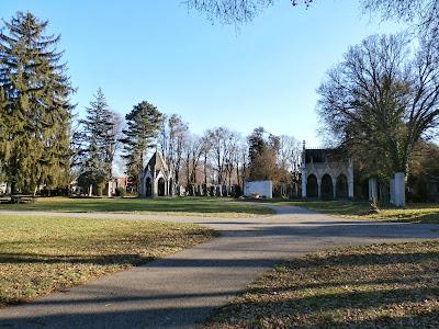 Im Alten Jüdischen Friedhof
