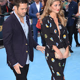 OIC - ENTSIMAGES.COM - Spencer Matthews and  Lauren Hutton at the Entourage - UK film premiere  in London 9th June 2015  Photo Mobis Photos/OIC 0203 174 1069