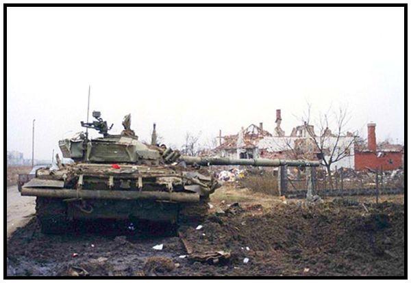 12/01/2014 Y vinieron de Oriente IV - Partida especial Reyes Magos Croatian_War_1991_Vukovar_destroyed_tank