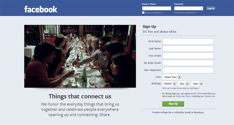 Facebook Hits 1 Billion Active Users