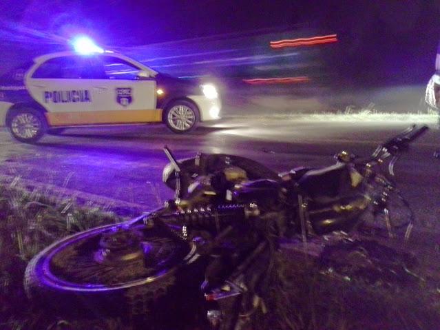 Accidente fatal en Ruta 28 y choque de camiones y colectivo en R6