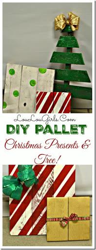 DIY-Pallet-Christmas-Presents-Tree