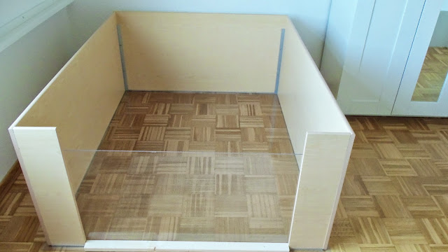 eigenbau 150x120x60cm eigenbau neu gebaut gehegevorstellung. Black Bedroom Furniture Sets. Home Design Ideas