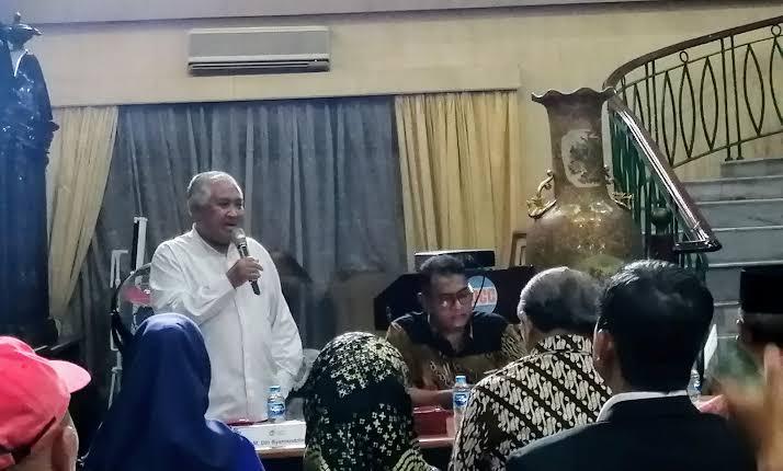Din Syamsuddin: Jangan Bilang Indonesia Maju Jika Korupsi Masih Merajalela