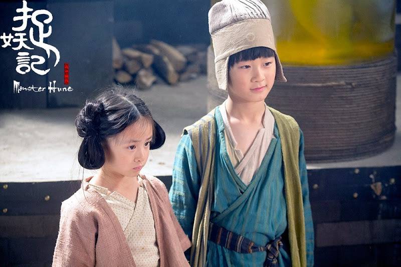 Monster Hunt China Movie