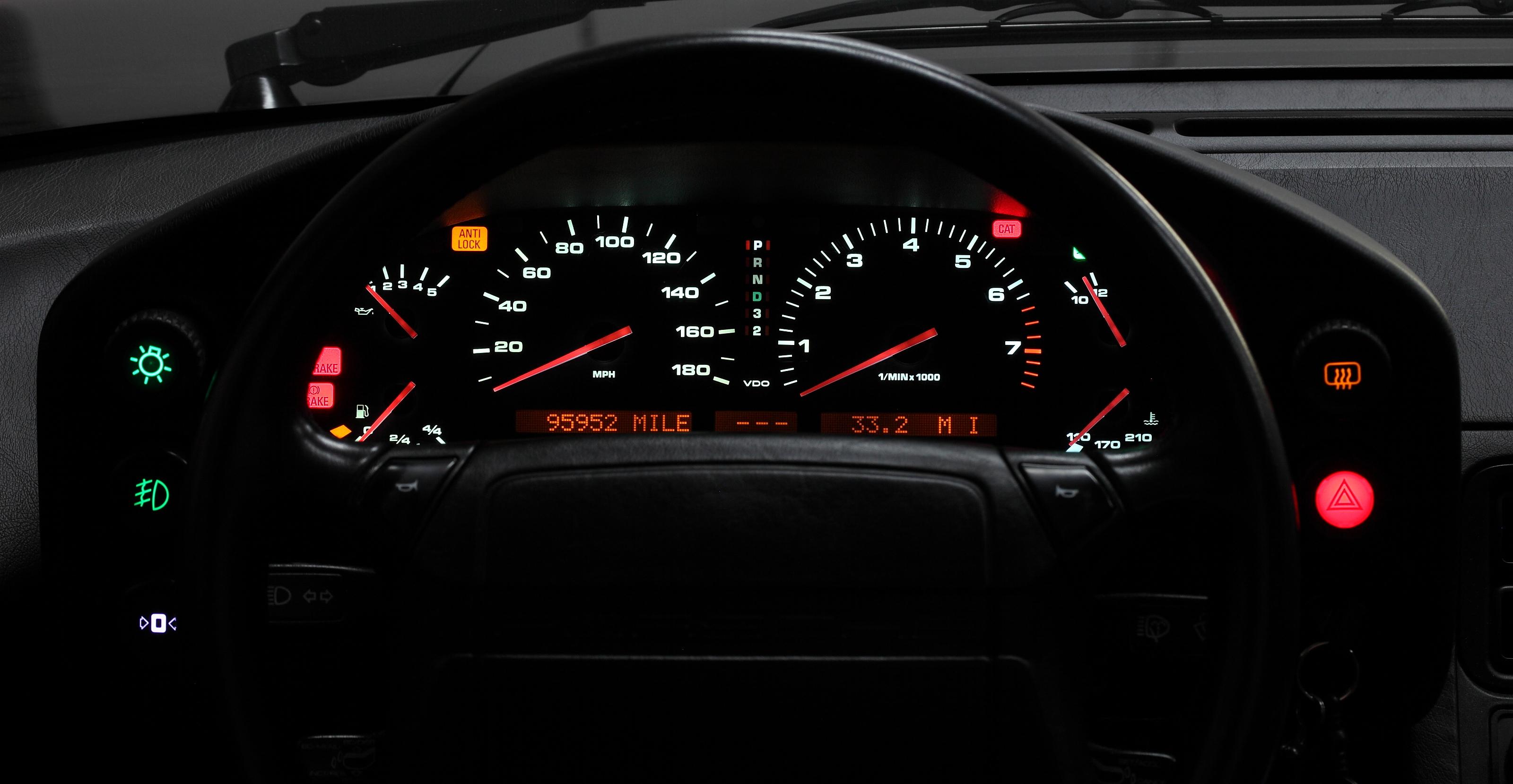 Porsche 928 interior porsche 928 interior 1 - Dash Knobs Bulbs Rennlist Porsche Discussion Forums