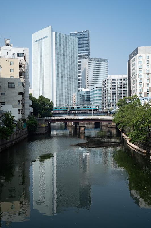 200808 都橋からの根岸線