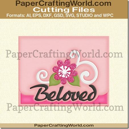 beloved card pprcf-450