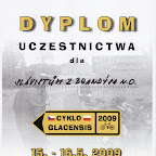 Cykloglacensis 2009