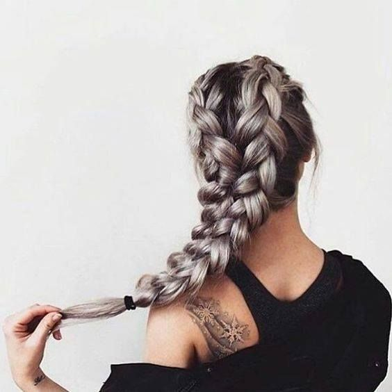 Braid Hairstyles A selection of your hairstyle To suit you 2017 15