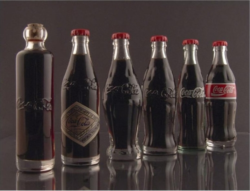 Bonus Post- Coke Bottles ~ Fake 'N Bake Blog