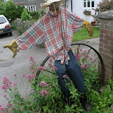 2012 06 23 Blackford Scarecrows