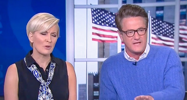 MSNBC host Scarborough says GOP should not 'run scared' of Trump