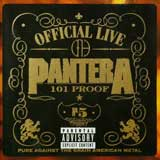 Baixar MP3 Grátis Pantera Official Live 101 Proof Pantera   Official Live: 101 Proof (1997)