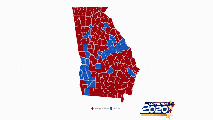 Our predictions for the Georgia Senate runoff elections, the hardest races to predict