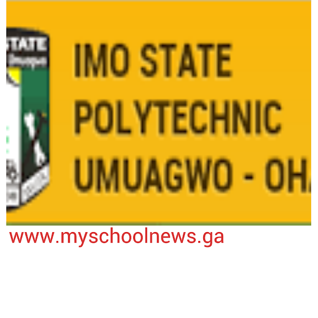Imopoly admission National diploma list released