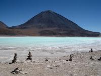 Laguna Verde, 6000m Volcan Licancabur, SW Circuit