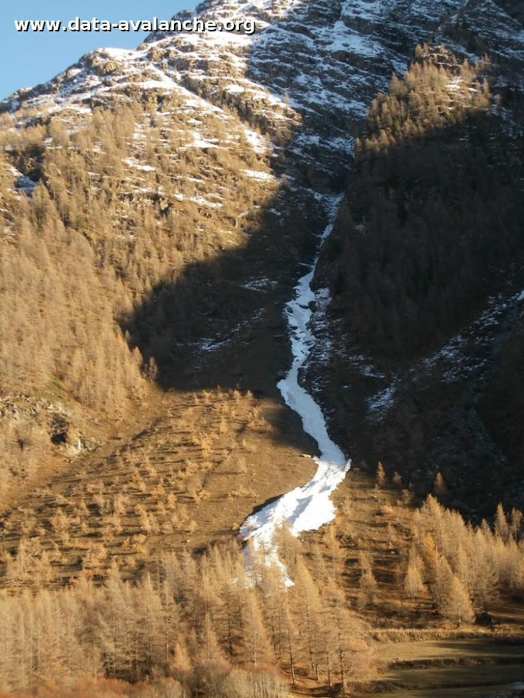 Avalanche Haute Maurienne, secteur Bessans, Pointe de Tierce - Photo 1