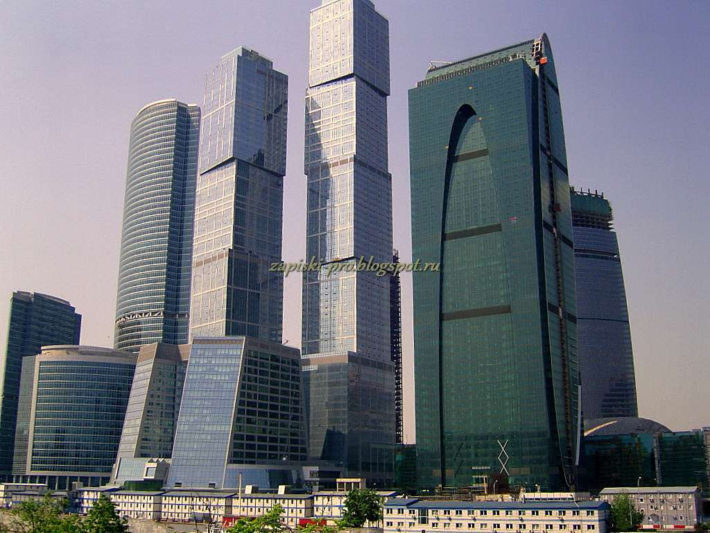 Imperia Tower в Москва-Сити фото