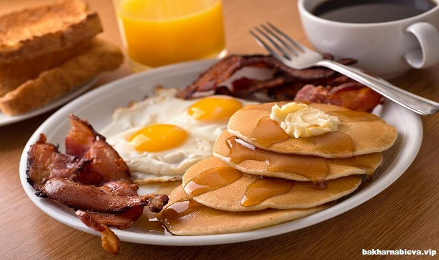 Fast High Protein Muscle Building Breakfast Ideas